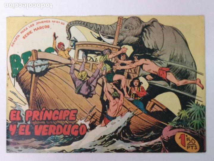 BENGALA N°45 EDT. MAGA 1959 (Tebeos y Comics - Maga - Bengala)
