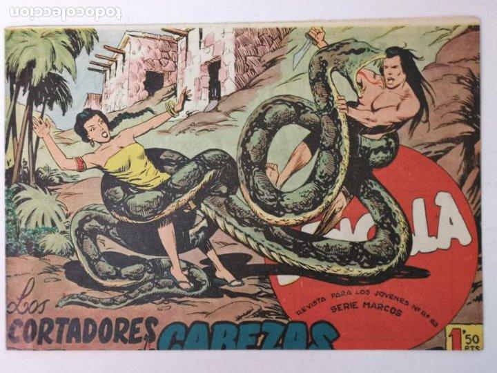 BENGALA N°47 EDT. MAGA 1959 (Tebeos y Comics - Maga - Bengala)