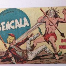 Giornalini: BENGALA N°48 EDT. MAGA 1959. Lote 216677167