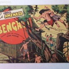 Tebeos: BENGALA N°49 EDT. MAGA 1959. Lote 216677288