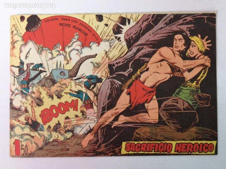 BENGALA N°52 EDT. MAGA 1959 (Tebeos y Comics - Maga - Bengala)