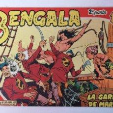 Giornalini: BENGALA 2°PARTE N°3 EDT. MAGA 1960. Lote 216683971