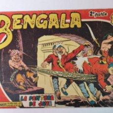 Tebeos: BENGALA 2°PARTE N°6 EDT. MAGA 1960. Lote 216684418