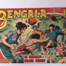 Tebeos: BENGALA 2°PARTE N°7 EDT. MAGA 1960. Lote 216684501