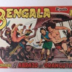 Tebeos: BENGALA 2°PARTE N°8 EDT. MAGA 1960. Lote 216684630