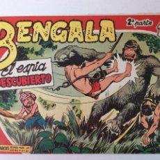 Tebeos: BENGALA 2°PARTE N°10 EDT. MAGA 1960. Lote 216685011