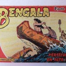 Tebeos: BENGALA 2°PARTE N°13 EDT. MAGA 1960. Lote 216685215