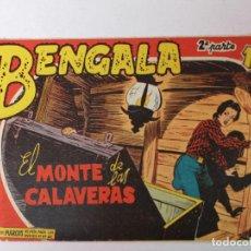 Tebeos: BENGALA 2°PARTE N°14 EDT. MAGA 1960. Lote 216685395