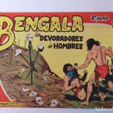 Tebeos: BENGALA 2°PARTE N°15 EDT. MAGA 1960. Lote 216685475