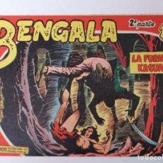 Tebeos: BENGALA 2°PARTE N°16 EDT. MAGA 1960. Lote 216685587