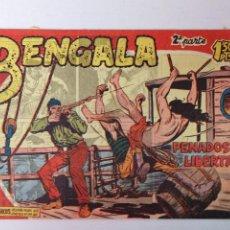 Tebeos: BENGALA 2°PARTE N°17 EDT. MAGA 1960. Lote 216685676