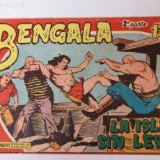Tebeos: BENGALA 2°PARTE N°18 EDT. MAGA 1960. Lote 216685807