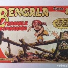 Tebeos: BENGALA 2°PARTE N°20 EDT. MAGA 1960. Lote 216703821