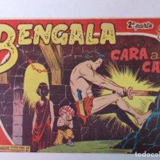 Giornalini: BENGALA 2°PARTE N°24 EDT. MAGA 1960. Lote 216704845