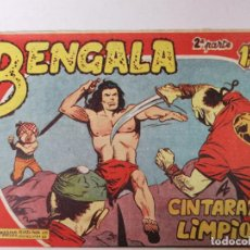BDs: BENGALA 2°PARTE N°25 EDT. MAGA 1960. Lote 216705406