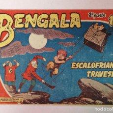 Tebeos: BENGALA 2°PARTE N°27 EDT. MAGA 1960. Lote 216705658