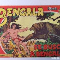 Tebeos: BENGALA 2°PARTE N°30 EDT. MAGA 1960. Lote 216706915