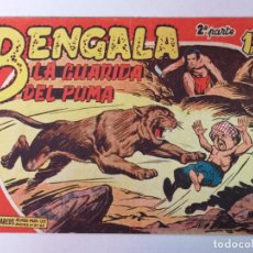 BDs: BENGALA 2°PARTE N°38 EDT. MAGA 1960. Lote 216707411