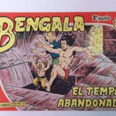 Giornalini: BENGALA 2°PARTE N°43 EDT. MAGA 1960. Lote 216707690