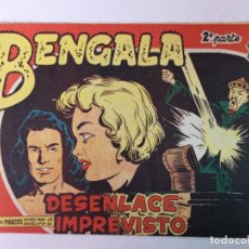 Giornalini: BENGALA 2°PARTE N°45 EDT. MAGA 1960. Lote 216707766