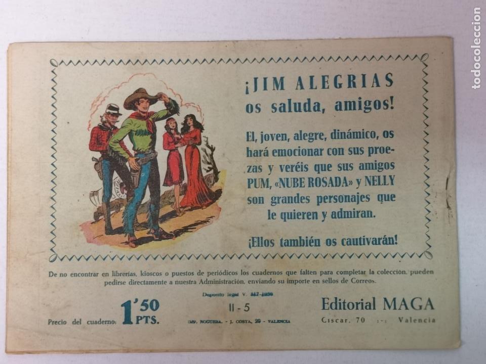 Tebeos: BENGALA 2°PARTE N°5 EDT. MAGA 1960 - Foto 2 - 216753935