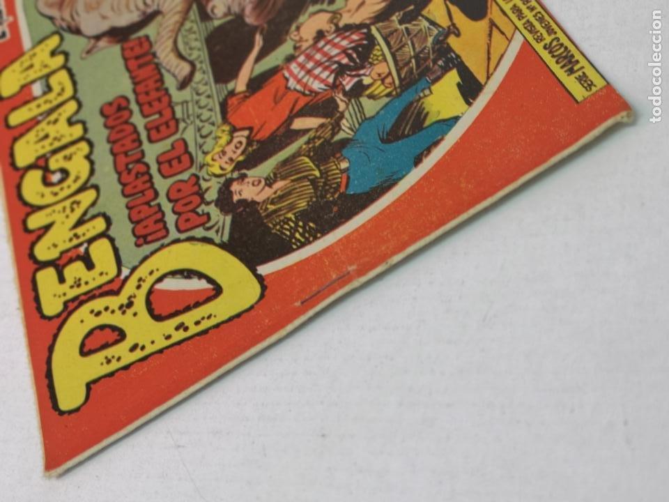 Tebeos: BENGALA 2°PARTE N°5 EDT. MAGA 1960 - Foto 3 - 216753935