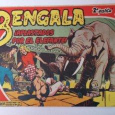 Tebeos: BENGALA 2°PARTE N°5 EDT. MAGA 1960. Lote 216753935