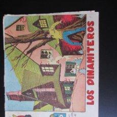 Tebeos: TONY Y ANITA (1960, MAGA) 15 · 19-X-1960 · LOS DINAMITEROS. Lote 219744222