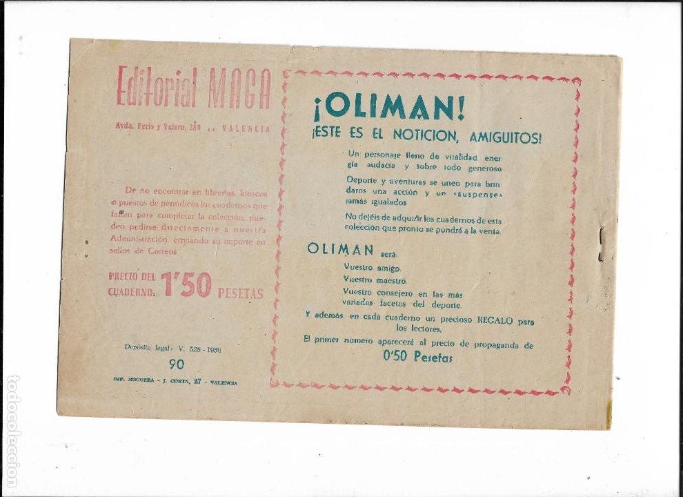 Tebeos: Piel de Lobo Año 1959 Colección Completa son 90 Tebeos Originales + el Almanaque del 1960 Original - Foto 19 - 220240072