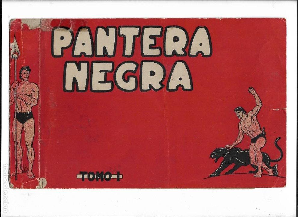 Tebeos: Pantera Negra Colección Completa son 54 Tebeos Originales muy nuevos + 4 Almanaques 1957 al 1960 - Foto 28 - 220265656