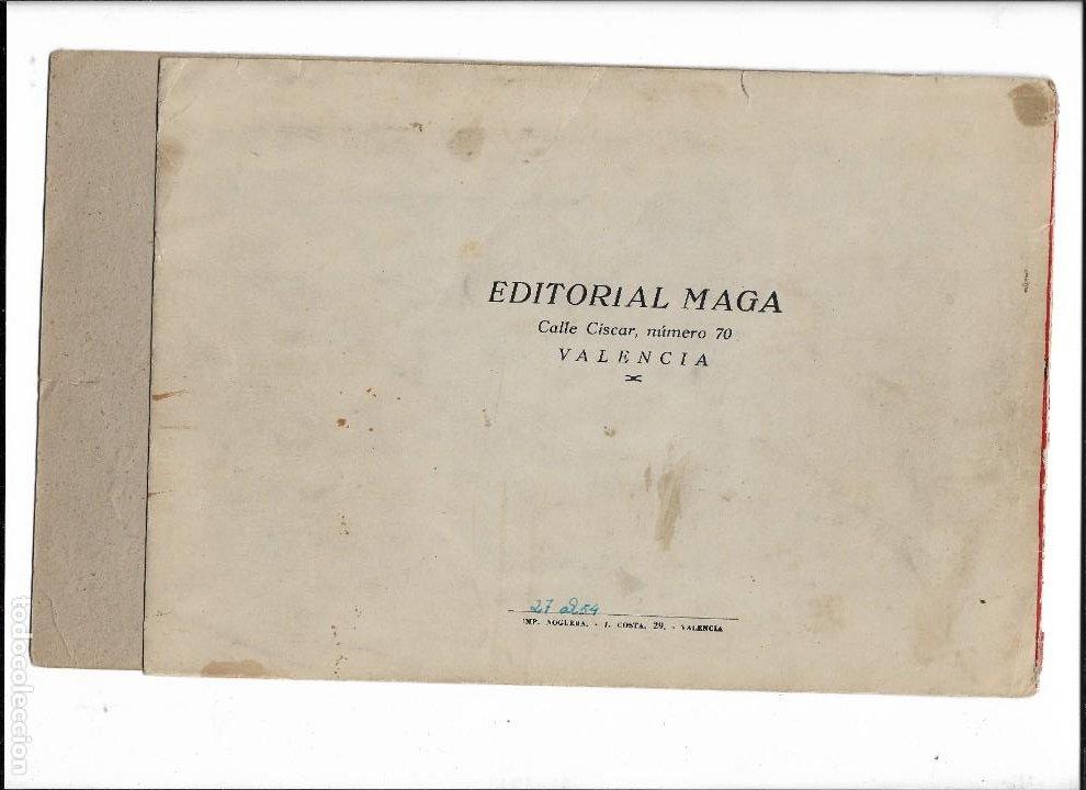 Tebeos: Pantera Negra Colección Completa son 54 Tebeos Originales muy nuevos + 4 Almanaques 1957 al 1960 - Foto 29 - 220265656