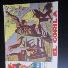 Tebeos: TONY Y ANITA (1960, MAGA) 11 · 21-IX-1960 · EL GORILA. Lote 220268776