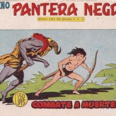 Tebeos: EL PEQUEÑO PANTERA NEGRA. Nº 182. Lote 220360882