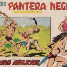 Tebeos: EL PEQUEÑO PANTERA NEGRA. Nº 204. Lote 220360977