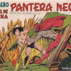 Tebeos: EL PEQUEÑO PANTERA NEGRA. Nº 173. Lote 220361060