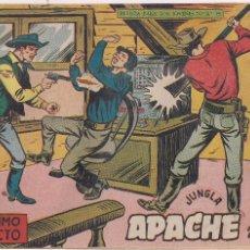 Tebeos: APACHE 2ª PARTE Nº 17: EL ÚLTIMO REDUCTO. Lote 220405362