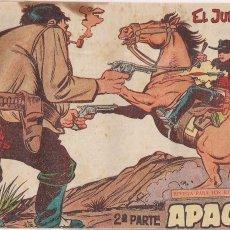 Tebeos: APACHE 2ª PARTE Nº 19: EL JURAMENTO. Lote 220406040