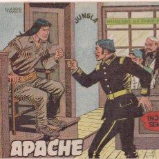 Tebeos: APACHE 2ª PARTE Nº 31: INJUSTA SENTENCIA. Lote 220587882