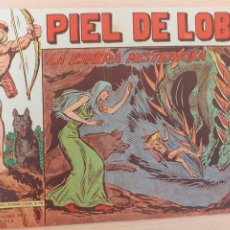Livros de Banda Desenhada: PIEL DE LOBO Nº 87. ORIGINAL. LA ESFERA MISTERIOSA. MAGA 1959. Lote 220687767