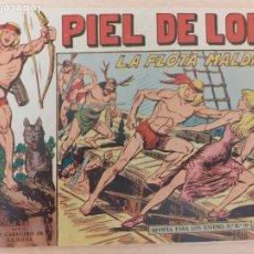 Livros de Banda Desenhada: PIEL DE LOBO Nº 29. ORIGINAL. LA FLOTA MALDITA. MAGA 1959. Lote 220688515
