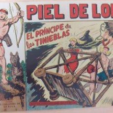 Livros de Banda Desenhada: PIEL DE LOBO Nº 25. ORIGINAL. EL PRÍNCIPE DE LAS TINIEBLAS. MAGA 1959. Lote 220688683