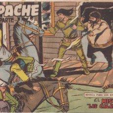 Tebeos: APACHE 2ª PARTE Nº 58: EL MISTERIO DE LAS CALAVERAS. Lote 220757980