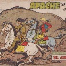 Tebeos: APACHE 2ª PARTE Nº 64: EL GANADOR. Lote 220759012