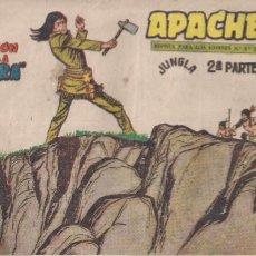 Tebeos: APACHE 2ª PARTE Nº 70: LA TRAICIÓN DE LA SOMBRA. Lote 220876485