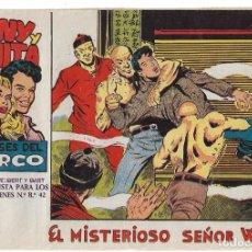 Tebeos: TONY Y ANITA 2ª Nº 50, MAGA 1960, ORIGINAL -- LEER TODO. Lote 221108913