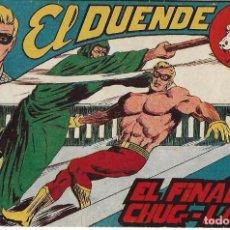Tebeos: EL DUENDE Nº 32, ORIGINAL, MAGA 1961 BUEN ESTADO -- LEER ENVIOS. Lote 221146497