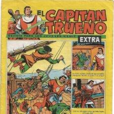 Tebeos: EL CAPITAN TRUENO EXTRA Nº 4, ORIGINAL, BRUGUERA BUEN ESTADO -- LEER TODO. Lote 221147601