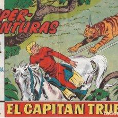 Tebeos: EL CAPITAN TRUENO Nº 605, ORIGINAL, BRUGUERA BUEN ESTADO -- LEER TODO. Lote 221147707