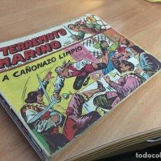Tebeos: TERREMOTO MARINO LOTE 20 EJEMPLARES (ORIGINAL MAGA) (COIB142. Lote 221302125