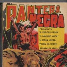 Tebeos: PANTERA NEGRA REVISTA AÑO 1962 COLECCIÓN COMPLETA SON 65 TEBEOS ORIGINALES. Lote 221439445